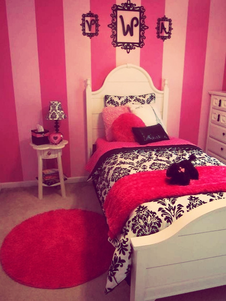 exciting cute girly bedroom ideas | Cute Girly Bedroom Ideas by Martha Cardoso - Musely
