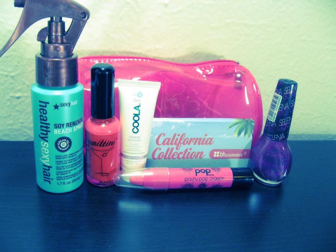 Get deluxe products and a cute bag for 10 dollars a month!!