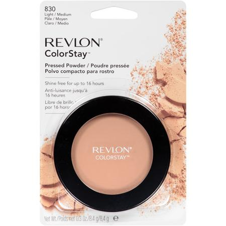 This powder is very matte and it will help the foundation stay on longer. This particular powder not add any more coverage.