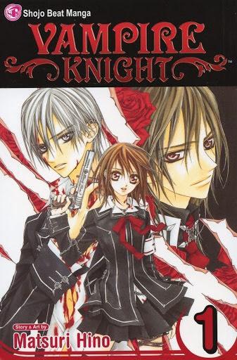 Vampire Knight ( from left to right: Zero, Yuki, Kaname)