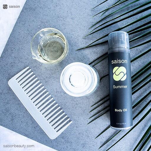 Steps To Silky Summer Skin