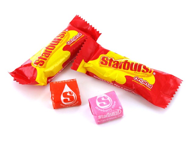 This is my 3rd favorite candy