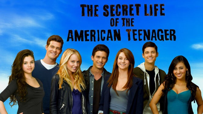 14) The Secret Life Of The American Teenager This is a modern show but has already ended. It follows a 16 year old girl who gets pregnant and has to go though the problems of motherhood and being a high schooler