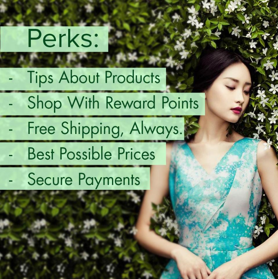 The features of shopping on Trusper include: awesome Tips on featured products, free shipping, best available prices, secured payment options, sharing your favorite products with friends and social media, and so much more!