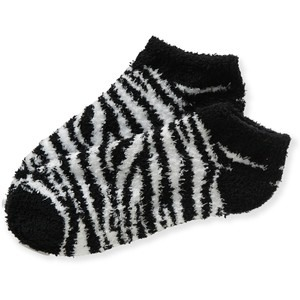 Don't forget fuzzy socks