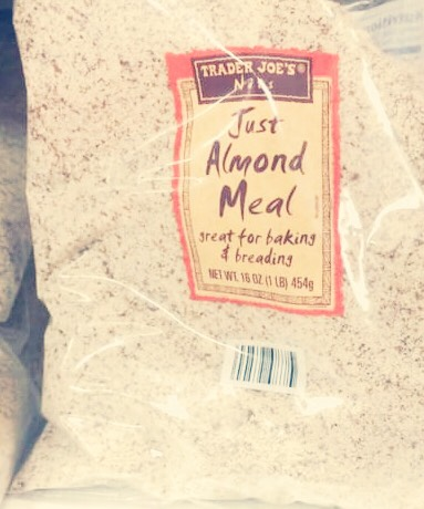 I use Trader Joes almond meal. Love it, this can be used in many recipes