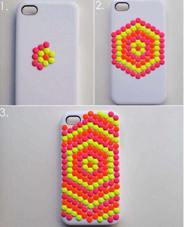 4. Sticker phone case