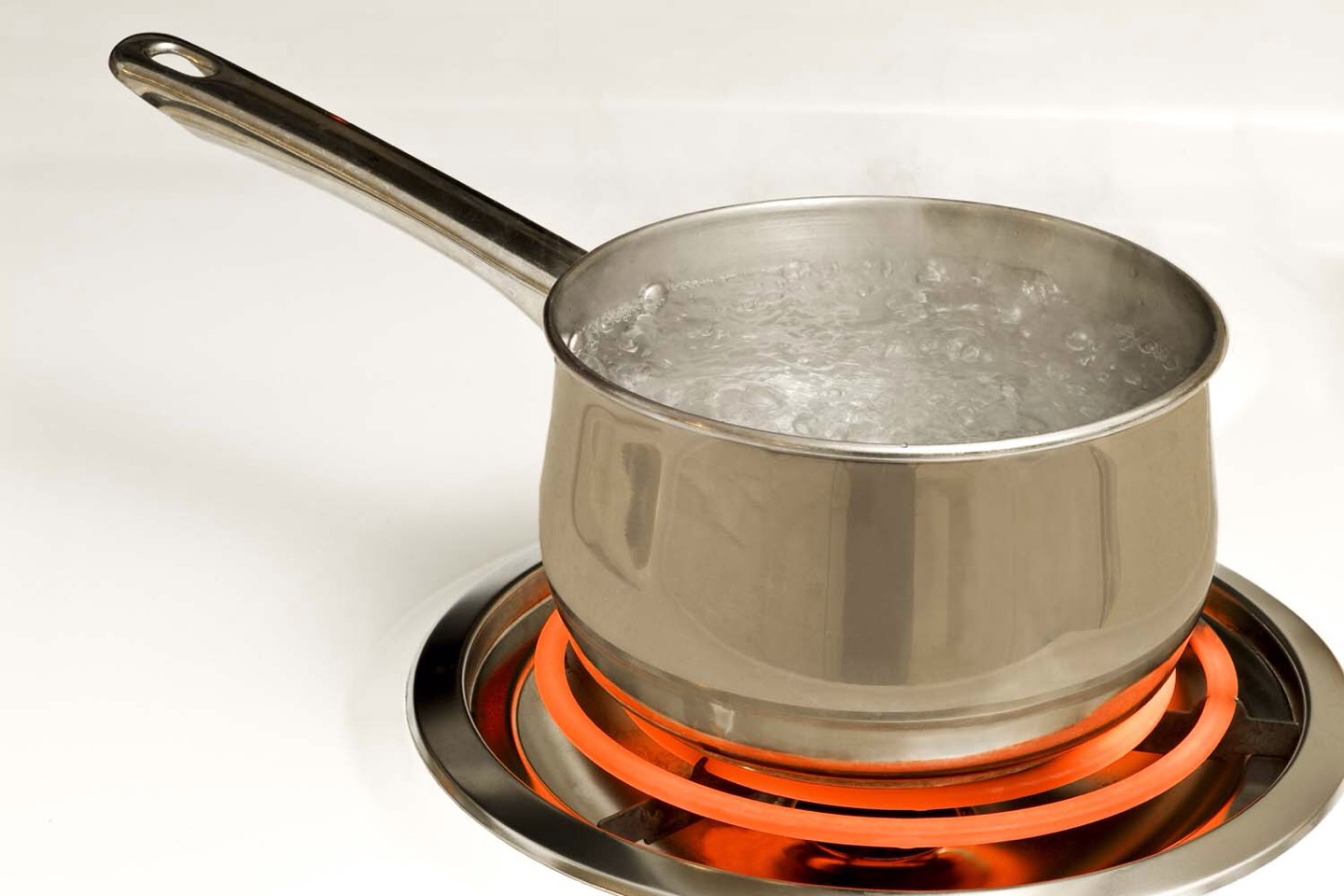 Boil some water and then pit a glass or metal bowl on top no plastic!!