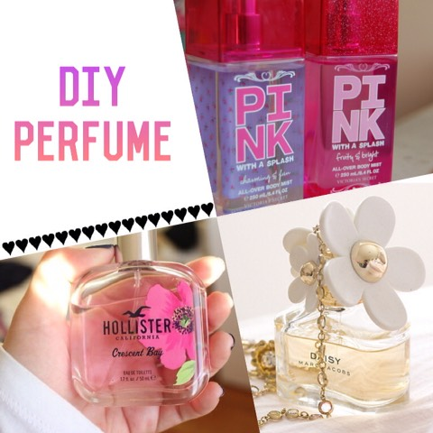 Keep reading to learn how to make your own perfume in just 4 simple steps!!