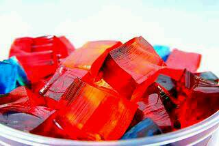 try eating more jello