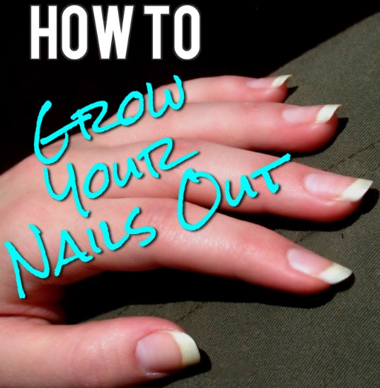 how to not break my nail