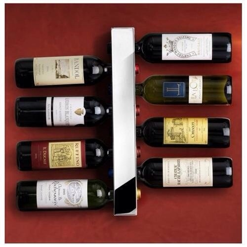 Vertical wine holder