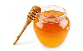 Honey is awesome. It's a natural antibacterial, so it helps with breakouts and acne. It's also full of antioxidants and said to slow down aging. And it moisturizes like there's no tomorrow, but doesn't make oily skin (like mine), well, greasy.