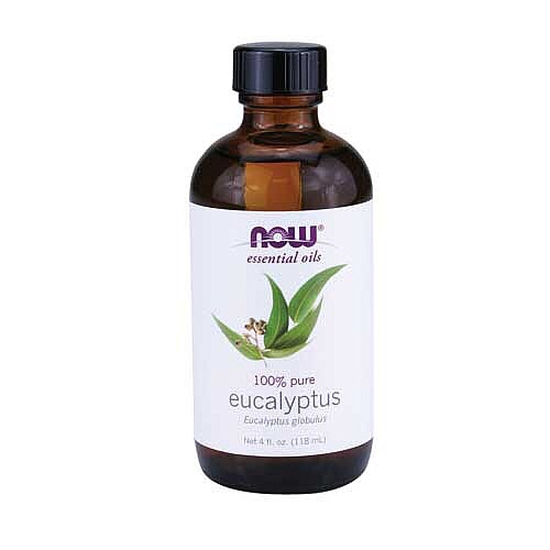 Eucalyptus oil is known for its powerful ability to fight coughs & open airways. Add a few drops into steaming hot water or diffuser. Inhale to help clear nasal passage.