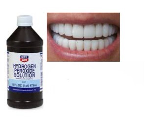 Mouthwash! Fill the tiny white cap it comes with and swish in your mouth for 10 seconds. It will help with toothaches, canker sores & whiten your teeth! To help with the taste, I mix normal toothpaste in as well, but it's just a suggestion.
