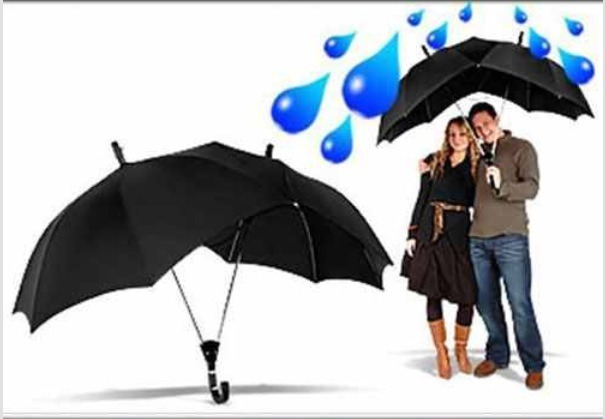 The umbrella for two <3