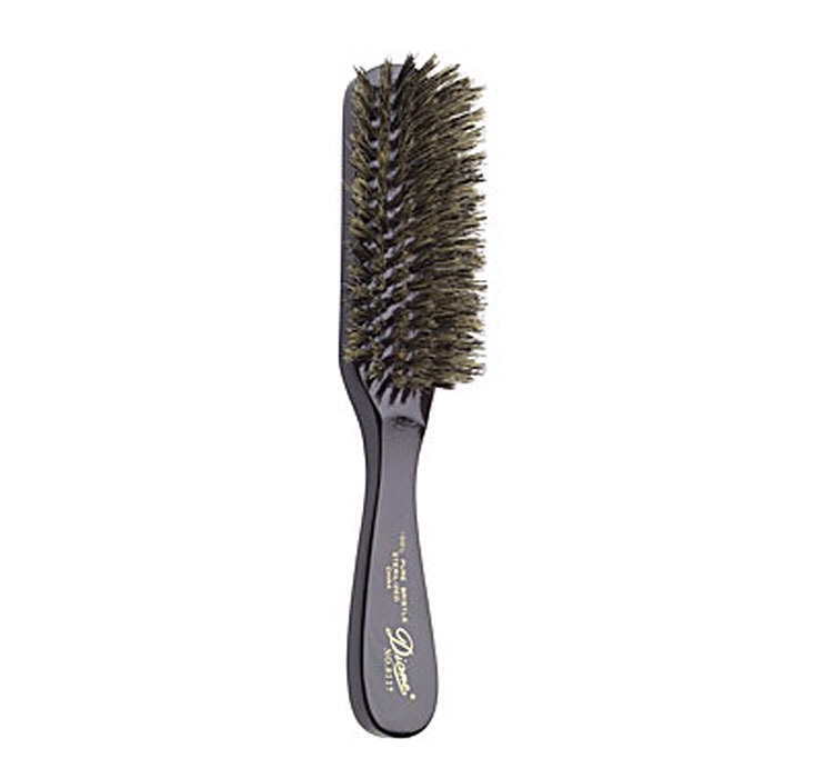10. Clean brushes and combs  Hair brushes pick up oils soak in baking soda and water to clean them
