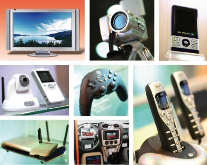Take a picture of all of your electronics to make sure if you misplace or lose something you will have a picture of it and remember to search for it immediately