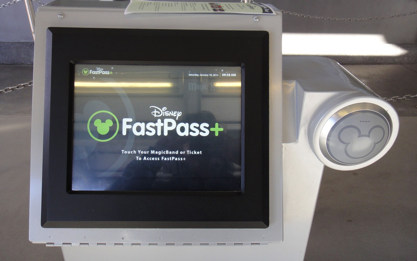 You can secure up to 3 FastPass+ selections per day in advance either online or using the mobile app, or for the same day at an in-park FastPass+ kiosk. After you redeem your initial 3 picks, head to a kiosk where you'll be able to make another selection.