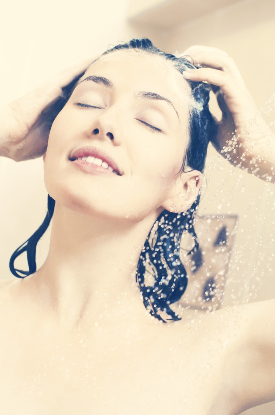 Actually ladies it's best to wash your hair every three days washing your hair every day or even every two days isn't that the healthy it deprives your hair of its natural oils and nutrients that your hair needs.try massaging your scalp every night to allow blood flow to your head that help growth!