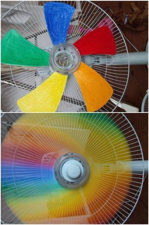 Enjoy the little rainbow at home! Don't forget to LIKE :)