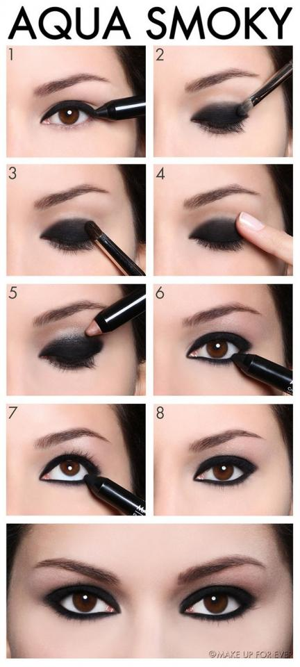 Make a perfect smokey eye without needing many makeup shadows or tools. Smokey eyes are perfect for special occasions where you want to stand out. They look ...