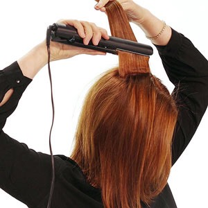1. Pump Up the Volume Apply heat at the roots and lift, then hold hair away from your head with a comb to cool.