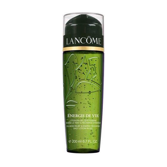 Lancôme Energie de Vie Daily Lotion in Gel, $58; For information: lancome-usa.com