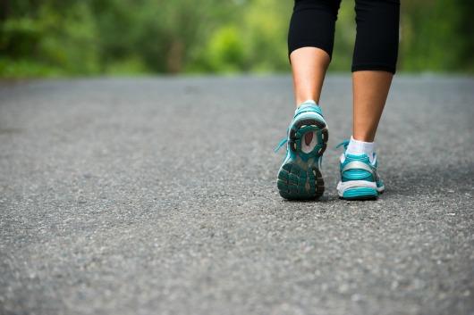 walking will help