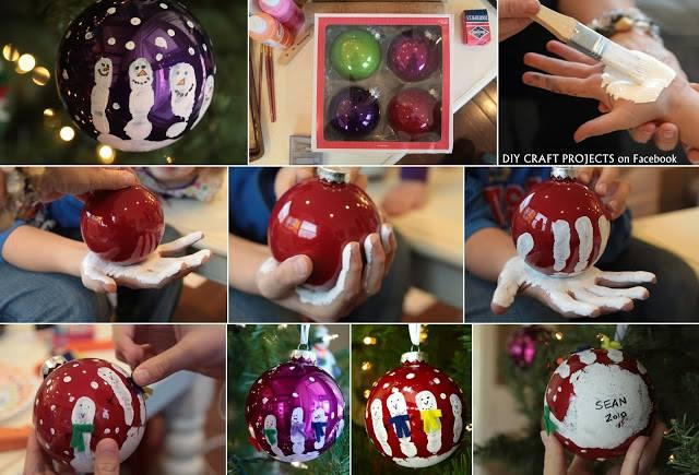 18 Beautiful Handmade Christmas Ornaments By Mau Lyn Musely