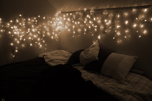 ✨The first way to DIY your rooms is to add lights✨  Lights are an easy, inexpensive way to brighten up your room! Lights add dimension,light, and personality!!