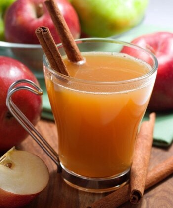 Now mix the apple cider, Carmel, and butter together, top with whipped cream, drizzled caramel and a cinnamon stick. This is all optional. It is totally up to you