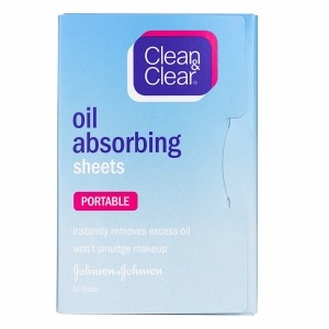 Oil absorbing sheets! This can be used when your face is feeling greasy and you feel like you need to get the grease off. You can also be used when you're feeling sweaty and you feel like your face oily so you use these to absorb the oil and get it off your face.