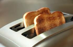 Pop your sliced bread Into the toaster on a light/medium heat.  Whilst the bread is toasting, grab your butter out the fridge. Why not put the kettle on for a cup of tea?