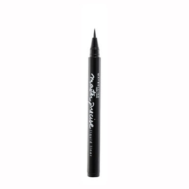 Maybeline's Master Precise, is a work of art literally. So easy to apply and lasts a long time, creates a smooth line