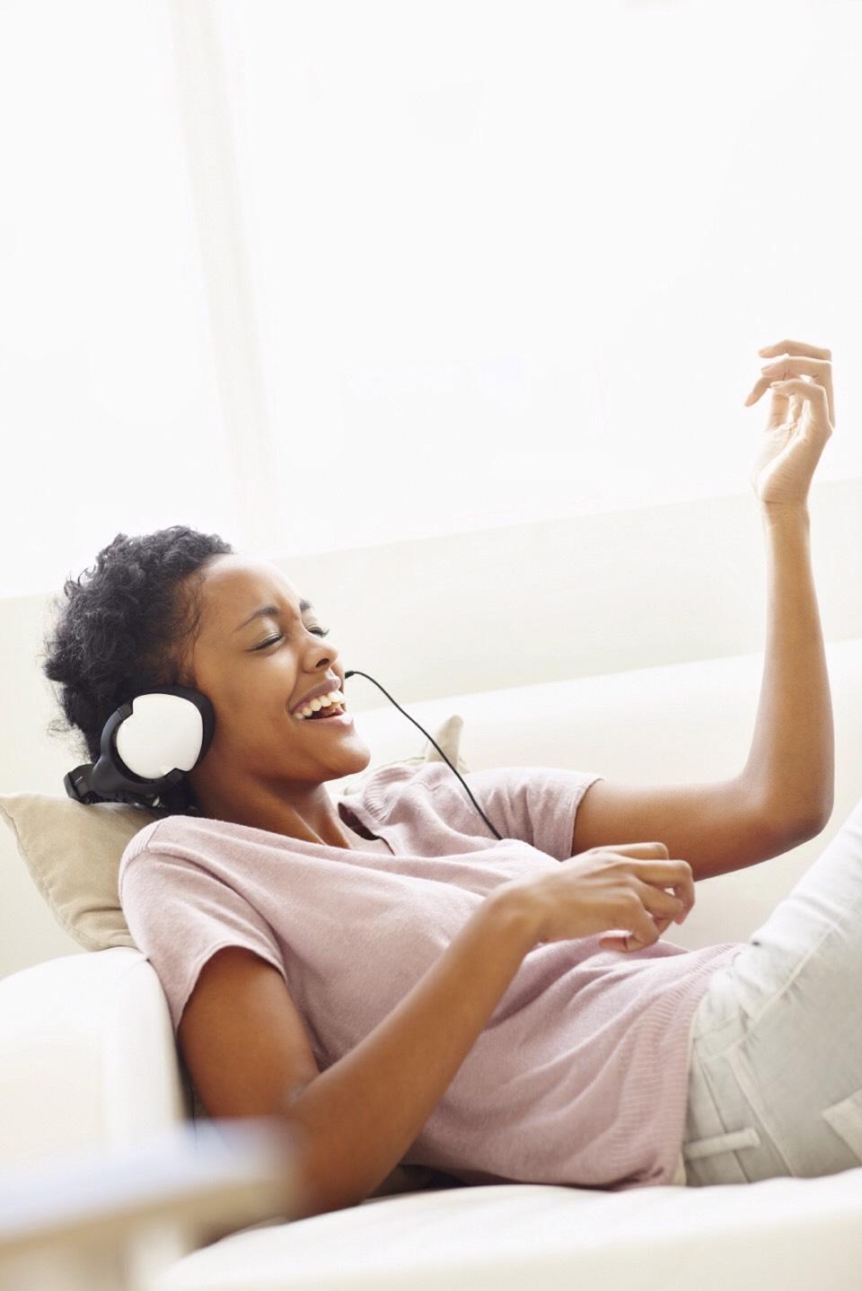 Hear music