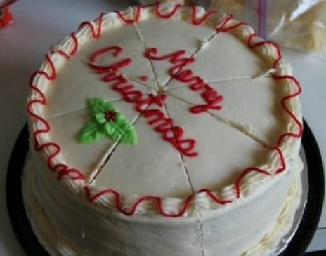 Use unscented dental floss to cut cakes, cheeses, and other soft solids perfectly.