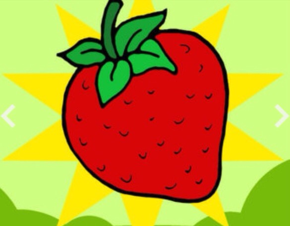 I was shocked 😨 that I found that Strawberries🍓 is more than just a teeth whitner👄◻️