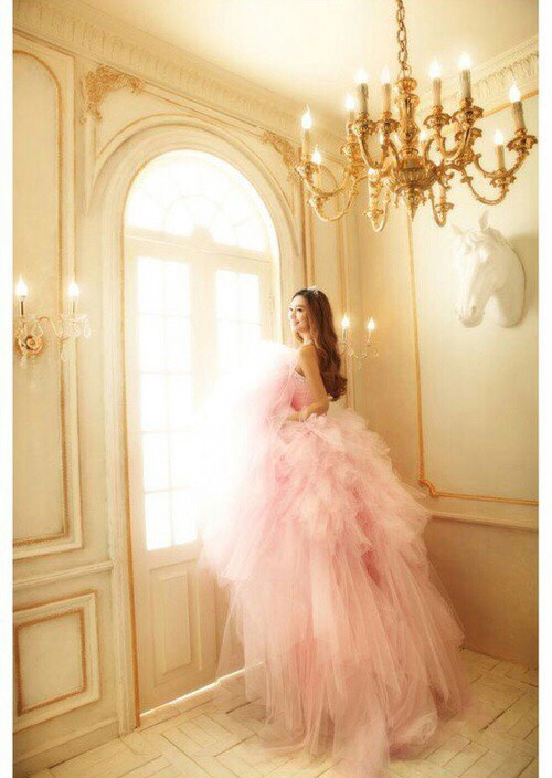 Princess Gown.