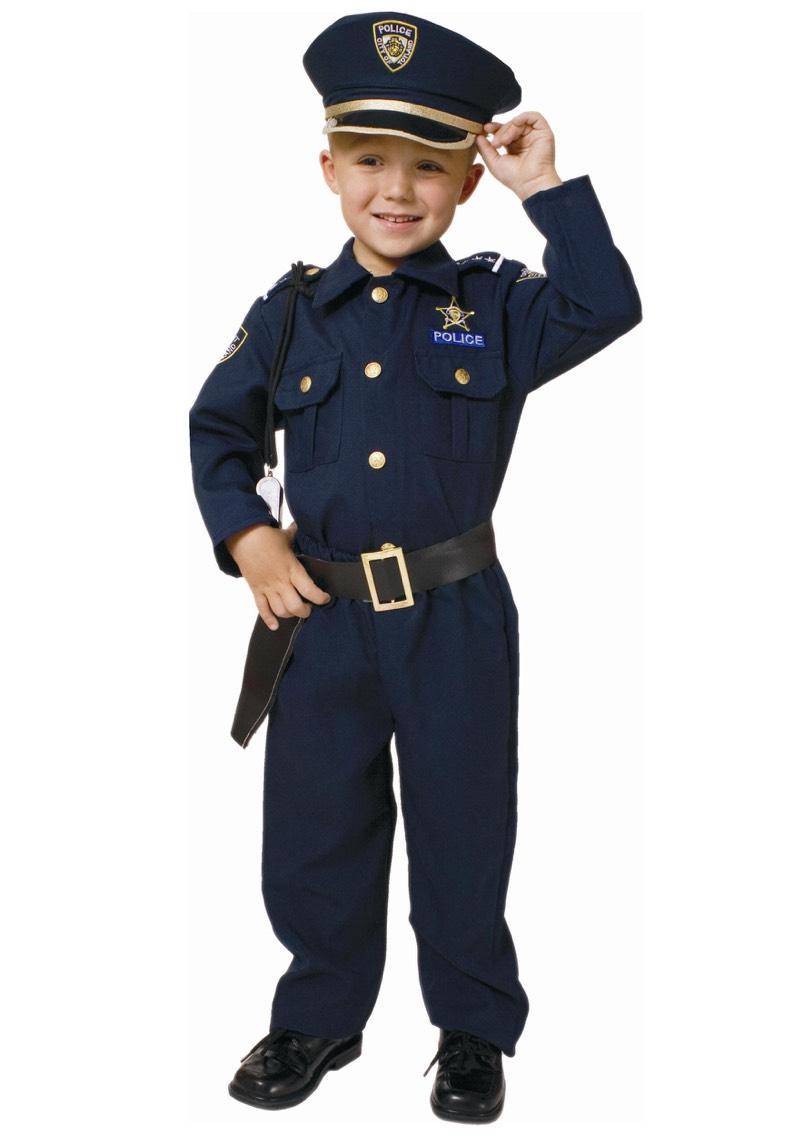 17. Policeman