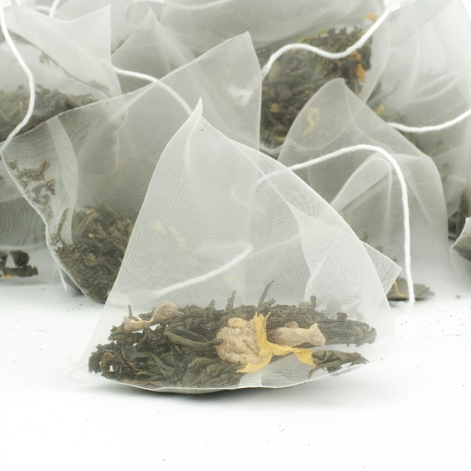 Apply Ice/Cool Tea bags to get rid of dark circles under your eyes: