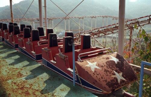 3. Abandoned Takakanonuma Amusement Park - Japan  What makes this abandoned amusement park so frightening ?