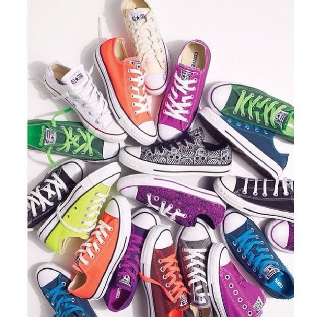 6: Converse Chuck Taylor's are my absolute favorite kind of shoe (I prefer the high tops over these above) they're super simple but not junkie and I would totally recommend them for the perfect shoes going into JH!