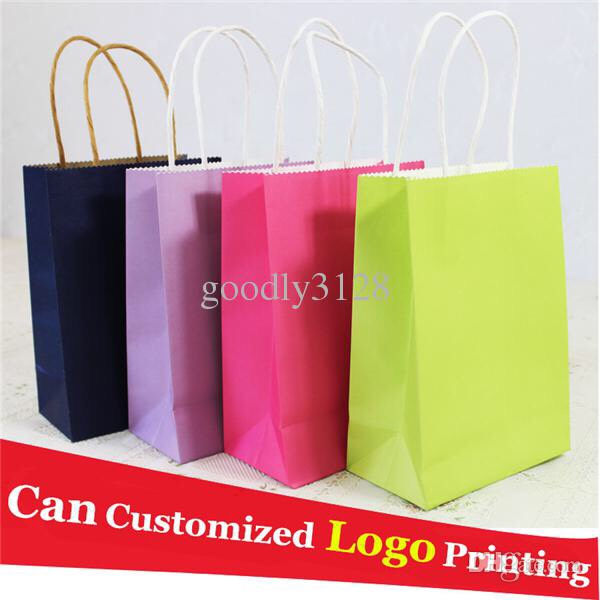 Get some bags or boxes with tissue paper.