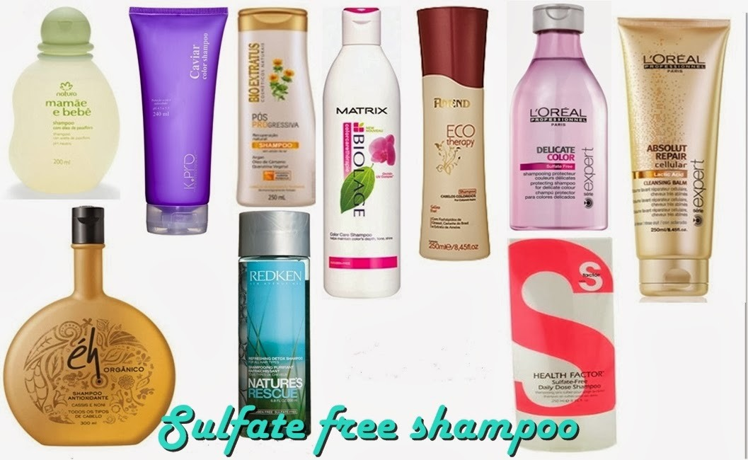 Pick a sulfate-free shampoo, as sulfates can be harsh and drying on the hair cuticle.