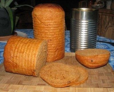 Bread-In-A-Can Recipes Believe it or not, there are a few recipes specifically for baking inside of a can.