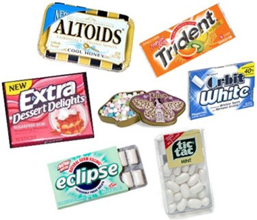 Gum or mints if your school allows it.