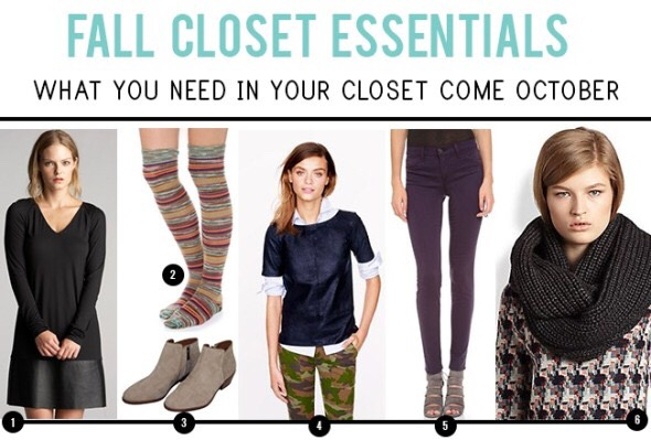 Be cozy and look amazing