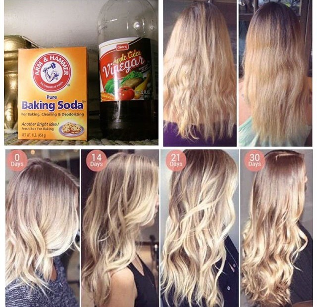 There are remedies too, just like this one to make your hair become longer. Can you think of one?
