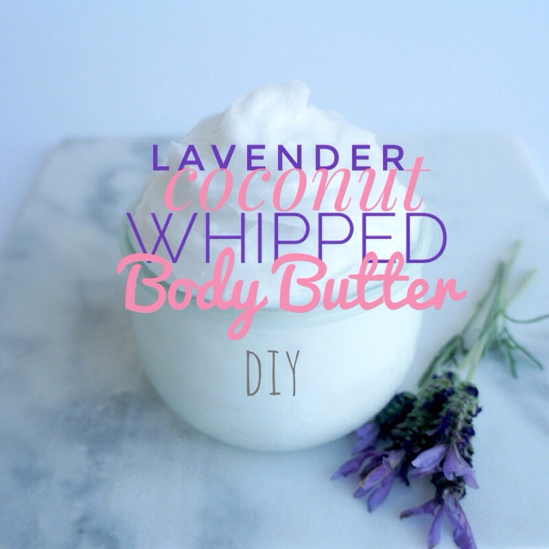 Is your skin in need of some serious nourishment from the changingwintery weather? If yes, then give this DIY Lavender Coconut Whipped Body Buttera try +you'll feel like you've just gotten back from a weekend getaway at a luxury spa! It has3 of the best ingredients for natural skin care that will leave youfeeling relaxed, rejuvenated, + refreshed!